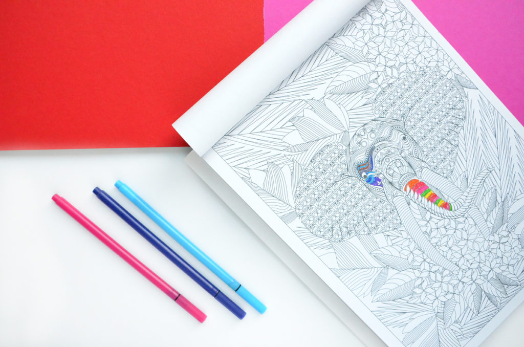 Kolorowanki odstresowujące dla dorosłych - czy warto? Hit czy kit?
