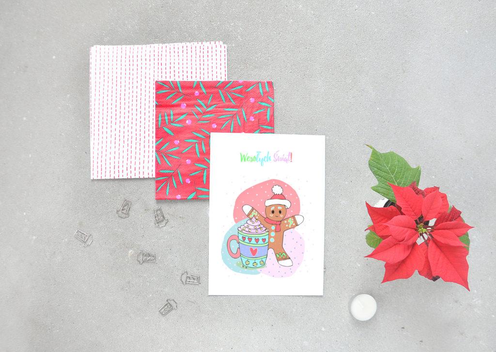 Oryginalne, śmieszne, kolorowe, pomysłowe kartki świąteczne do pobrania za darmo na moim blogu. Grafiki jedyne w swoim rodzaju.