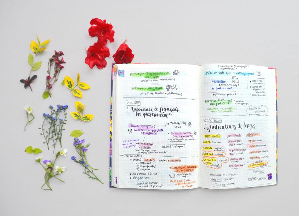 Ucz się efektywnie - jak robić dobre notatki z francuskiego?