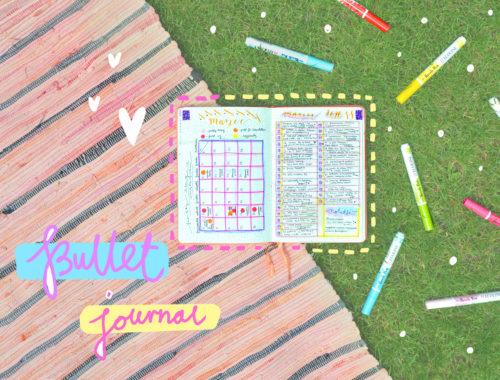 Jak ozdobic Bullet Journal? Stwórz piekny planner. Najprostsze sposoby i pomysły
