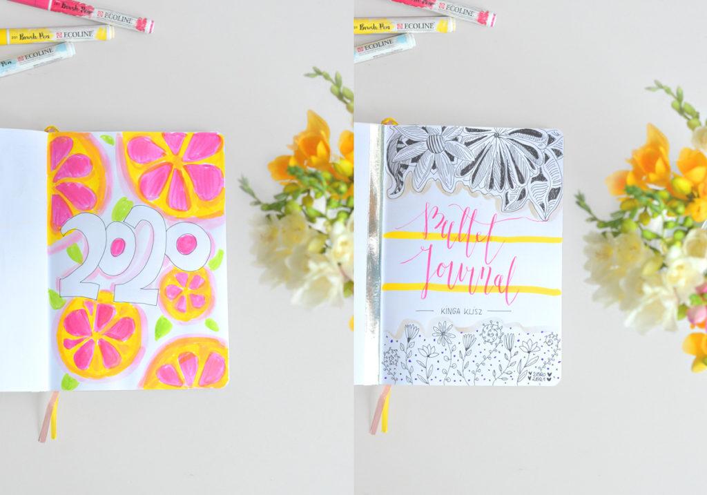 Jak zmienić notes do bullet journal w środku roku? Czy warto zaczynać nowy planner? Jak planować skutecznie?